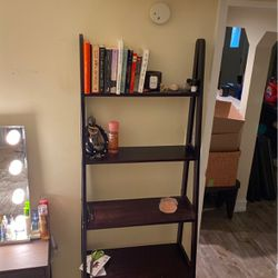 Wooden Ladder Bookshelf for Sale in Bellmore,  NY