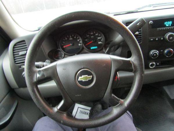 2010 Chevrolet Silverado 1500 Regular Cab