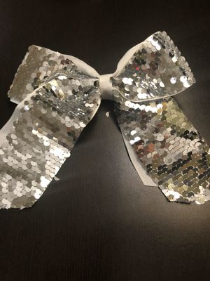 Sequin bow for Sale in Castle Hills, TX