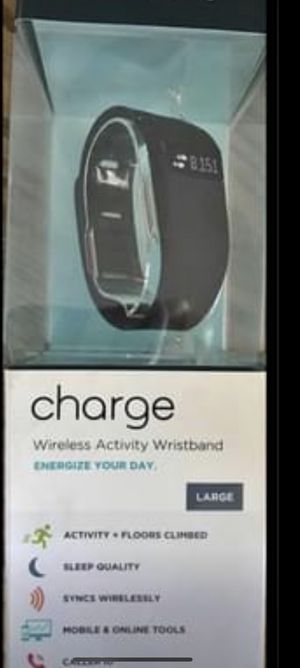 New Fitbit Charge size large for Sale in Allen Park, MI