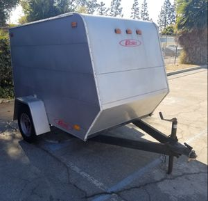 Carson Enclosed Trailer with Auto Detail Equipment for Sale in Los Angeles, CA