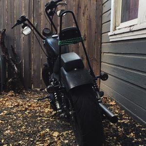 2012 Harley Davidson 883 Sportster XL for Sale in Chico, CA