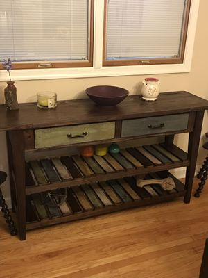 Console table for Sale in Norwood, PA