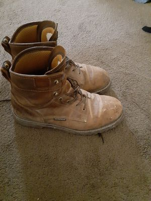 Carolina Made For Work Boots . Size 10.5 for Sale in Chula Vista, CA