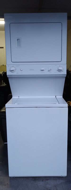 GE Quality product spacemaker laundry(washer & dryer) for Sale in Las Vegas, NV