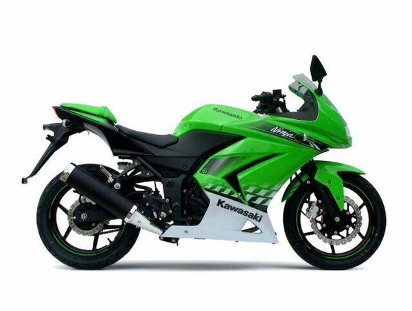 Kawasaki Ninja 250cc 2010 Special Edition