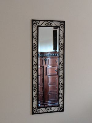 Wall mirror carving...hardly used for Sale in Arlington, VA