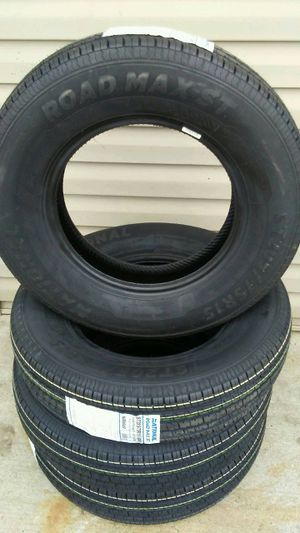 National Roadmax St Trailer Tires for Sale in Middletown, OH