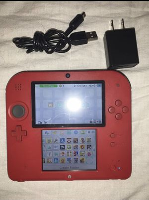 3 Items Sale,Nintendo 2ds, Apple Airpods, Chromebook for Sale in Arlington, TX