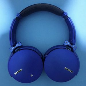 NEW Sony Bluetooth Headphones Extra Bass (Case Included) for Sale in El Cajon, CA