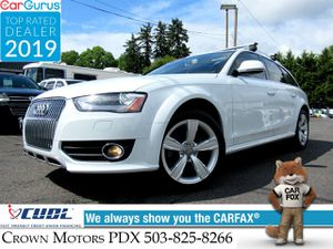 2014 Audi allroad for Sale in Milwaukie, OR