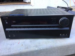 Onkyo av receiver TX-NR609 for Sale in Lakeside, CA