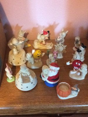 Beautiful figurines.......snow Babies for Sale in Warren Air Force Base, WY