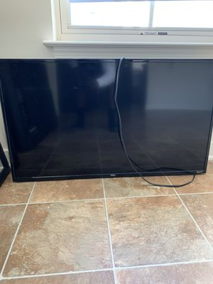 43inch TCL Roku smart TV for Sale in Newport News, VA
