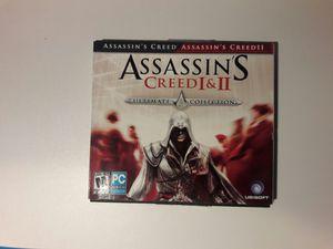 Assassin's creed 1 & 2 for Sale in Stockton, CA