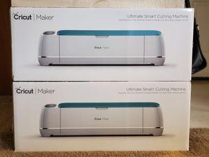 Cricut Maker Ultimate Smart Cutting Machine for Sale in St. Cloud, FL