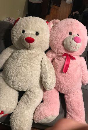 Big Stuffed Animal Bears for Sale in Portland, OR