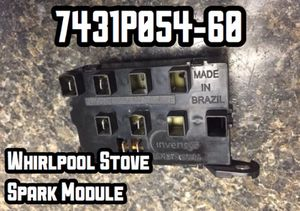 Whirlpool Stove Spark Module for Sale in Los Angeles, CA