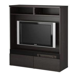 Ikea Espresso TV Media Center for Sale in Coppell, TX