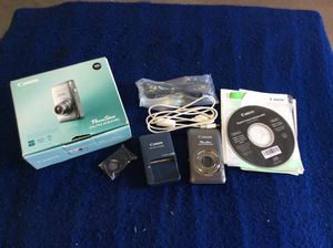 Canon PowerShot ELPH100 Digital Camera for Sale in Greenville, SC