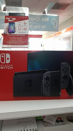Nintendo Switch Brand new on payments with $50 no credit needed for Sale in Dallas, TX