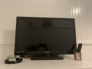 FUNAI TV 32inch along with Fire stick for Sale in La Habra Heights, CA