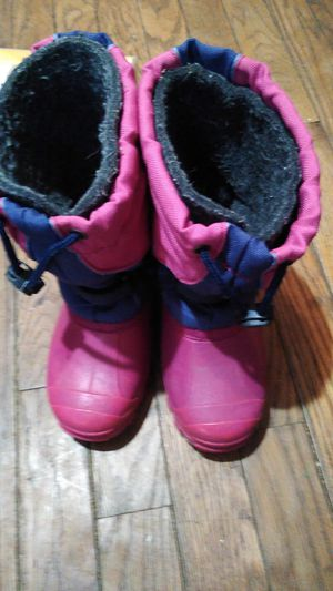 Girls snow boots for Sale in Belvidere, NJ