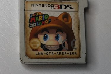 Súper Mario 3d Land (for Nintendo 3ds) Authentic for Sale in Massapequa,  NY