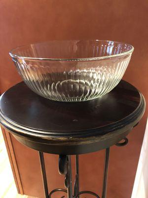Glass bowl for Sale in Des Plaines, IL
