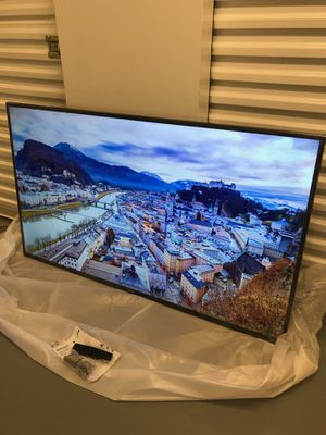 SAMSUNG 58 INCH 4K HDR SMART TV! Free local delivery and 6 month guarantee. Comes with legs and remote. Tax already included! for Sale in Phoenix, AZ