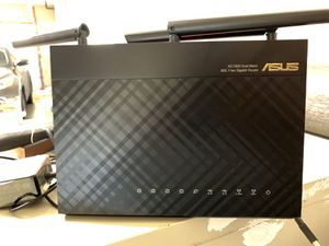 ASUS - AC1900 Router for Sale in Sammamish, WA