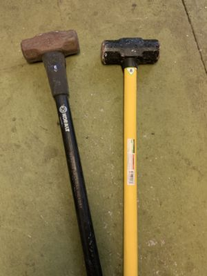 Sledgehammer; Heavy Duty Slugging (8lbs) for Sale in Bradenton, FL