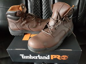 """Timberland Pro Titan 6"""" Safety Toe Work Boots Size:16 Medium *Brand New* for Sale in Seattle, WA"""