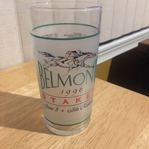 Kentucky Derby And Belmont Stakes Collector Glasses for Sale in Lacey Township, NJ