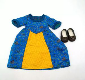 American girl doll felicity outfit like new for Sale in Richmond, TX