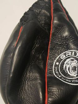GRIT Genuine Leather Speed Bag for Sale in Saint Paul,  MN