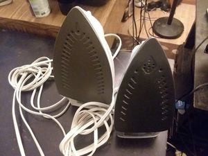 Two Clothes Irons for Sale in Las Vegas, NV