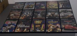PS2 games! for Sale in Fulton, MD