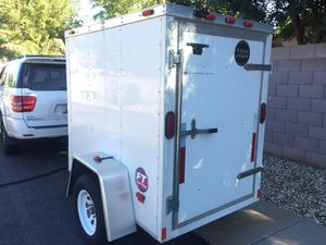 2014 Wells Cargo Enclosed Trailer for Sale in Chandler, AZ