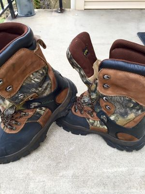 Extra warm PAC Hunting boots for Sale for sale  Sayreville, NJ