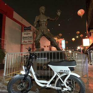 Zugo Rhino Fat Tire Electric Bike 750 Watt $1,800 for Sale in Los Angeles, CA