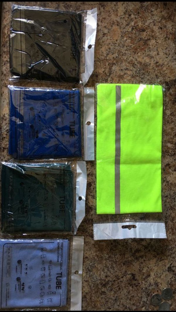 High Visibility Cooling Head Gaiter