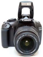 Canon EOS 1100D (Black) Digital SLR Camera, w/EFs 18-55mm, & canon zoom lens EF 75-300 mm for Sale in Newton, MA