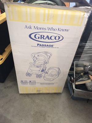 Graco Stroller and car seat for Sale in Moreno Valley, CA