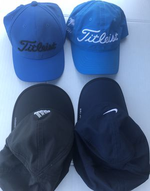 Fitleist,Nike,adidas woman's hats for Sale in Fresno, CA