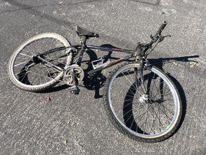 """Gary Fisher kids mountain bike 24 inch rims 14"""" frame for Sale in San Rafael, CA"""