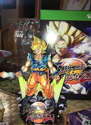 Dragon ball z statues for Sale in Lillington, NC