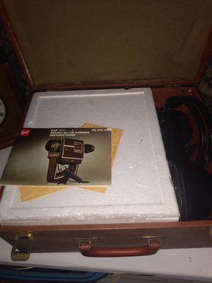 Gaf vintage video camera for Sale in Holiday, FL