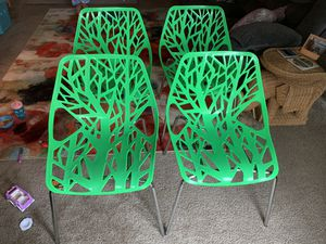 Tree branch chairs for Sale in University Place, WA