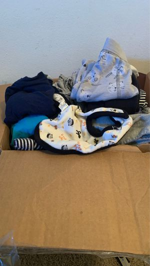 Baby boy clothes 0-9 months for Sale in Valley View, OH